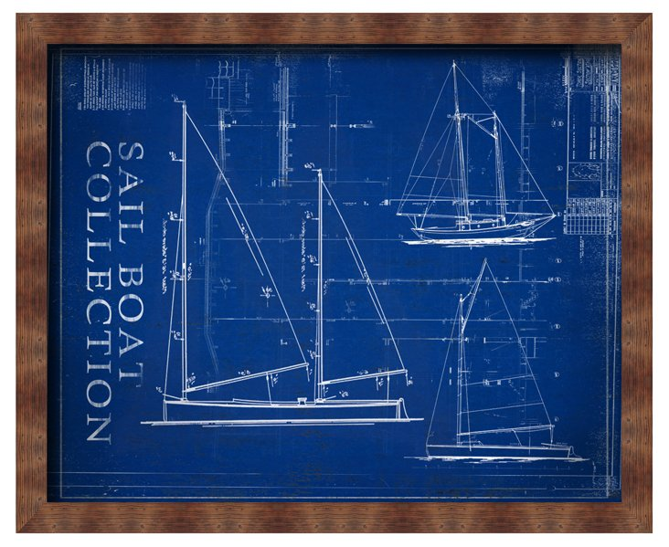 Sailboat Collection