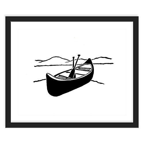Mike Dale, Canoe