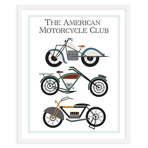 American Motorcycle Club, ModernPOP