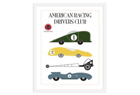ModernPOP, American Racing Club, Mini