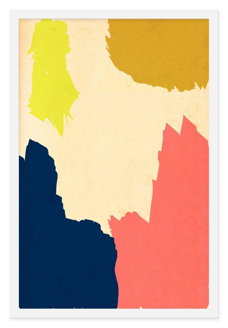 Ashley Goldberg, Color Study