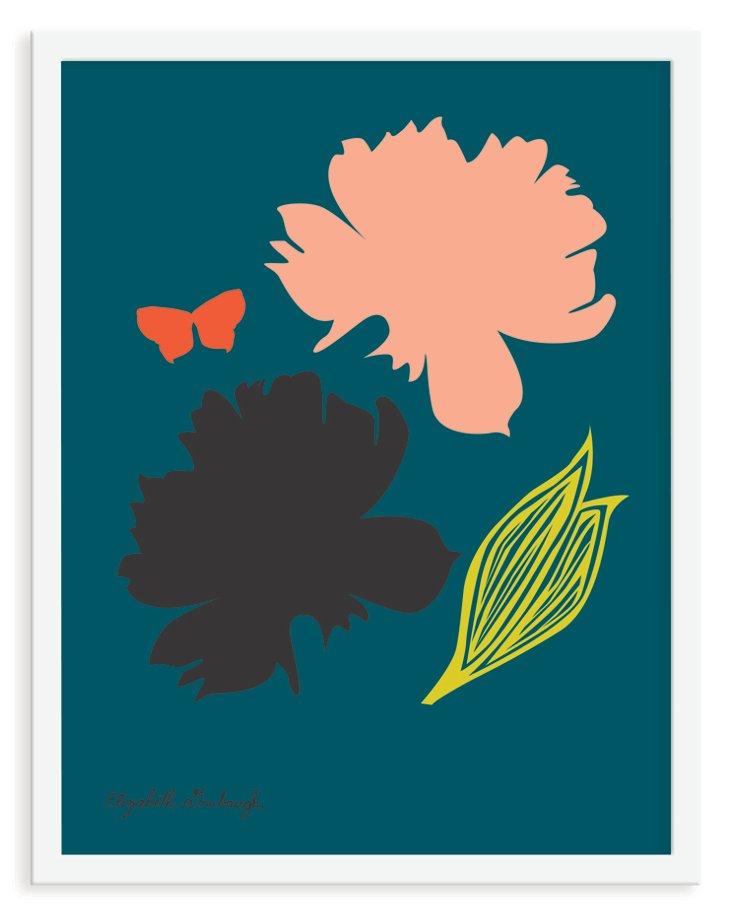 Elizabeth Grubaugh, Shadow Flower, Mini