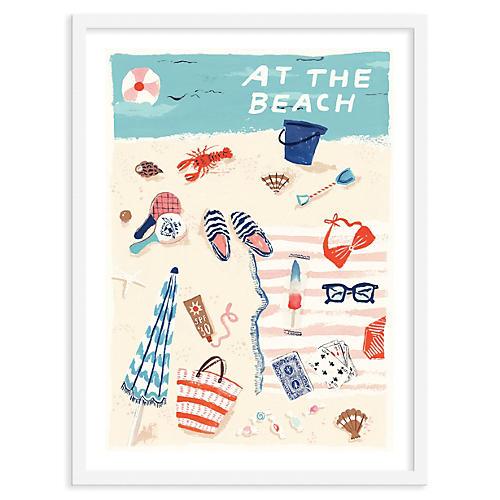 Beach, Danielle Kroll