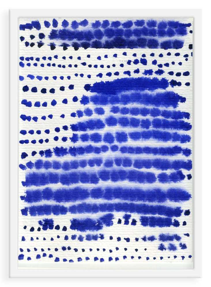 Ayelet Iontef, True Blue Dots