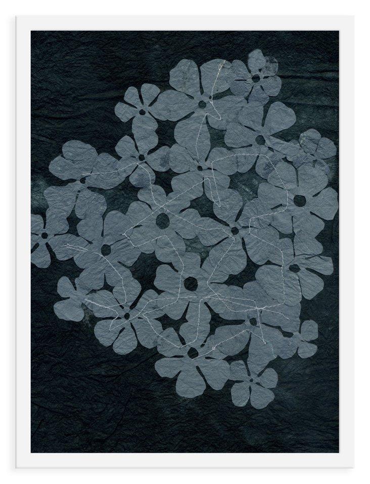 Ayelet Iontef, Modern Lace Dark Gray