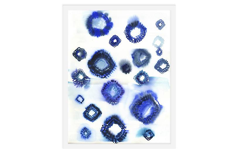 Ayelet Iontef, True Blue Tie-Dye