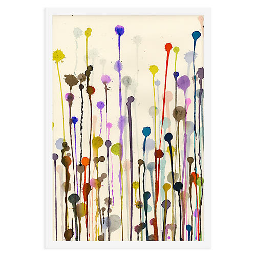As Collective, Multi Drip Splatter