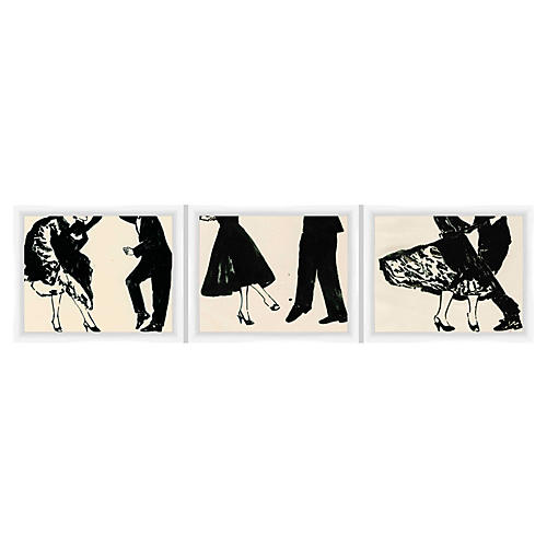 Let's Dance! Set of 3, As Collective
