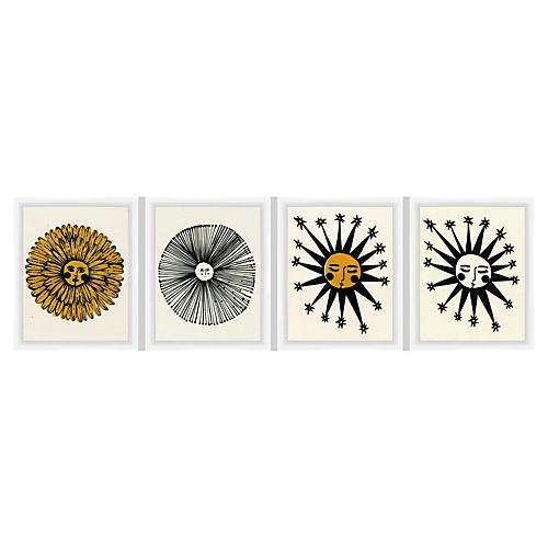 As Collective, Send Me Sun! Set of 4