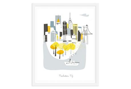 Albie Designs, Manhattan