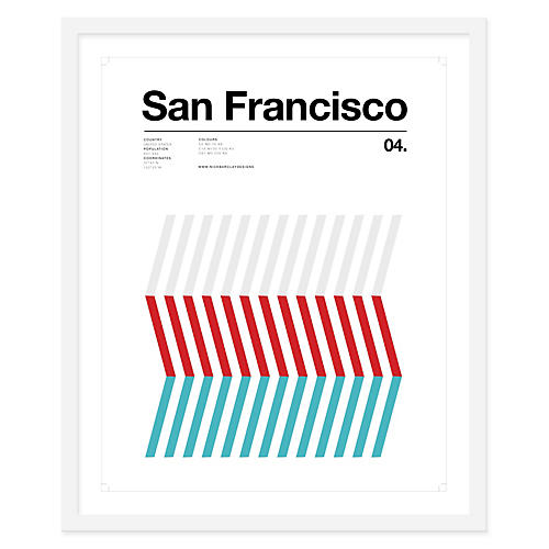 Nick Barclay, San Fran