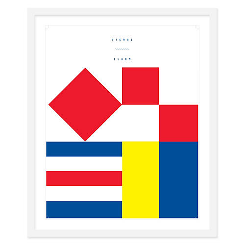Signal Flags 2, Nick Barclay