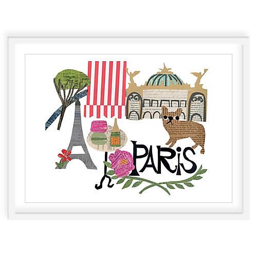 Paris, Paste SF