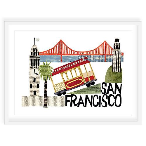 San Francisco, Paste SF