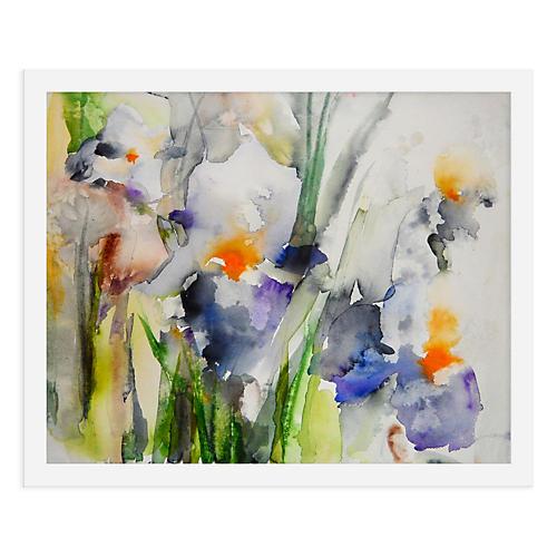 Irises, Karin Johannesson
