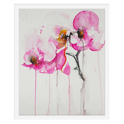 Karin Johannesson, Orchid Study IX