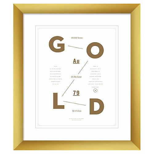 Nick Barclay, Gold