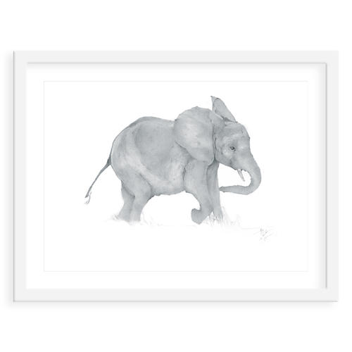 Baby Elephant, Heather Lancaster
