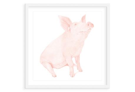Heather Lancaster, Pink Pig