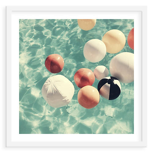 Christine Flynn, Palm Springs Pool