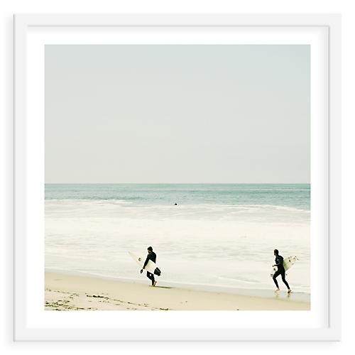 Christine Flynn, Surfers