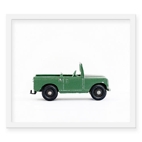 Army Jeep, Leslee Mitchell