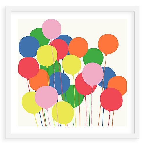 Jorey Hurley, Party Balloons