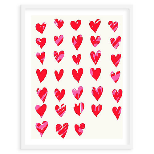 Jorey Hurley, Hearts