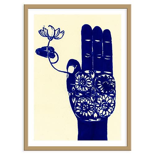 As Collective, Budha Hand Lotus