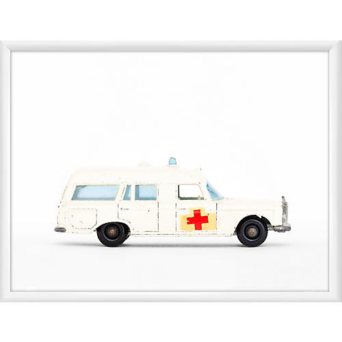 Ambulance, Leslee Mitchell