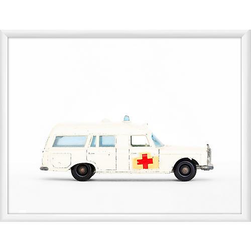 Ambulance, Leslee Mitchell