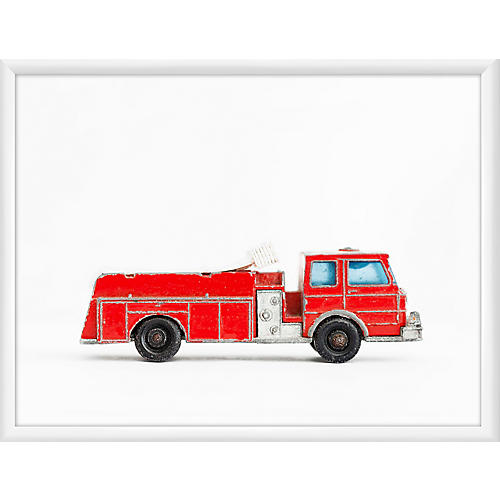 Fire Truck, Leslee Mitchell