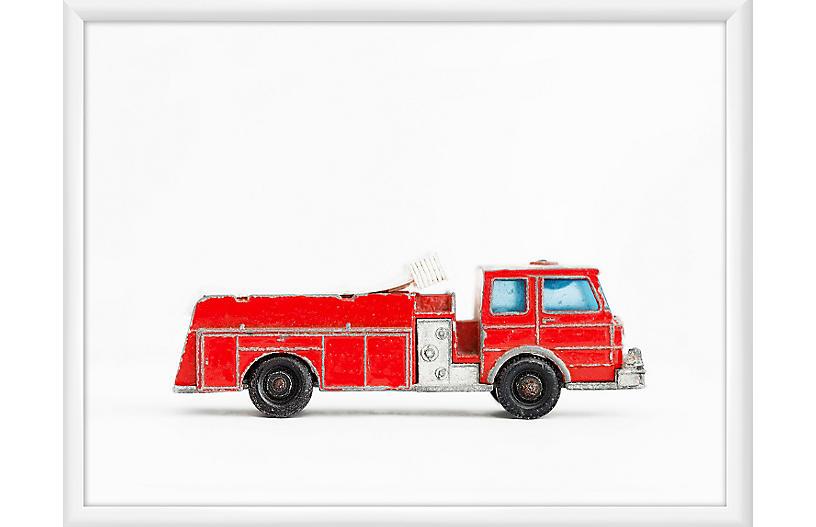 Leslee Mitchell, Fire Truck