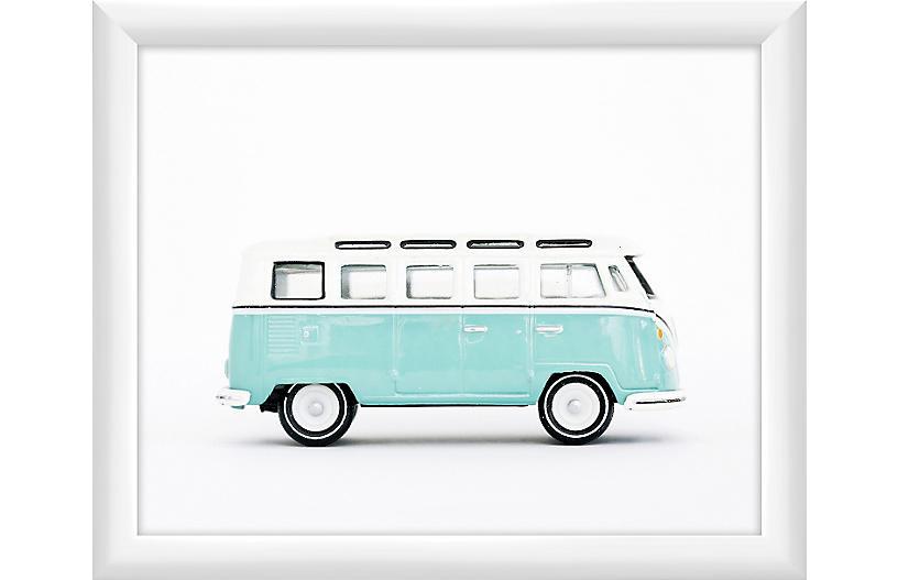 Leslee Mitchell, Mint Volkswagen