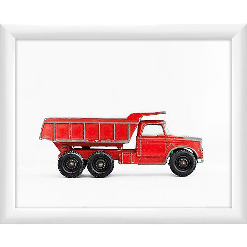 Dump Truck, Leslee Mitchell
