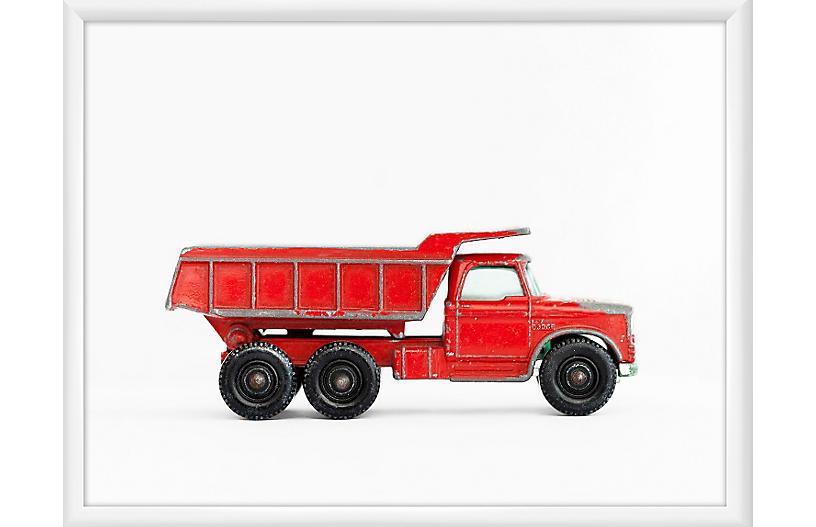 Leslee Mitchell, Dump Truck