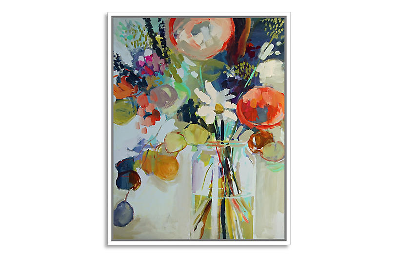 Erin Gregory, Fleur 1