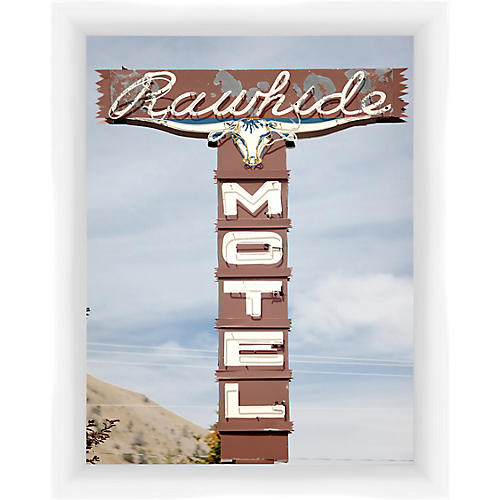 Leslee Mitchell, Rawhide Motel