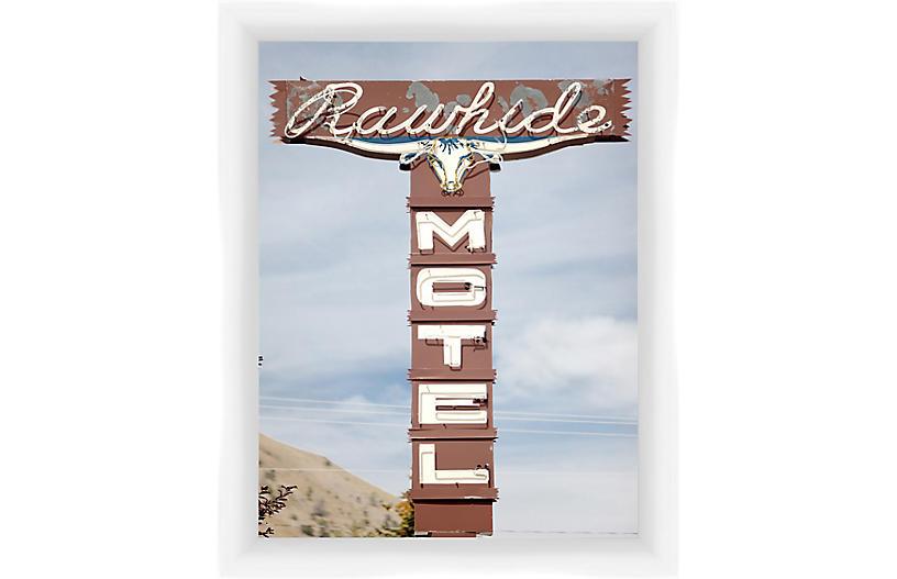 Leslee Mitchell, Rawhide Motel