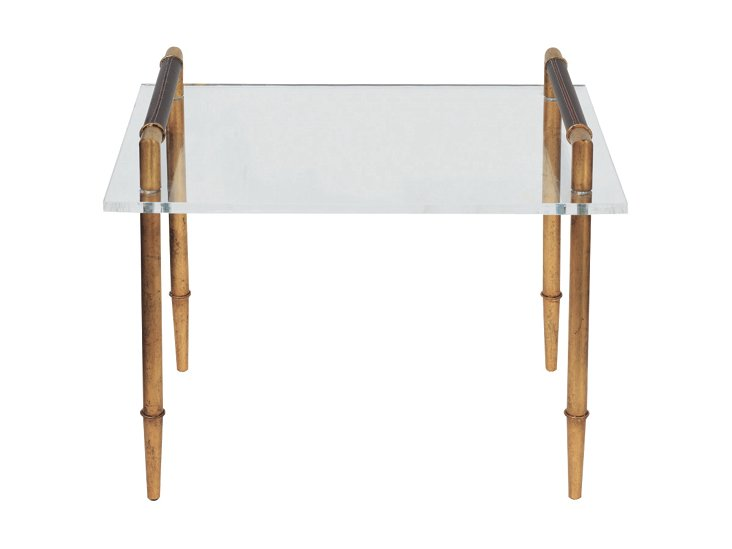 Brenna Table, Gold