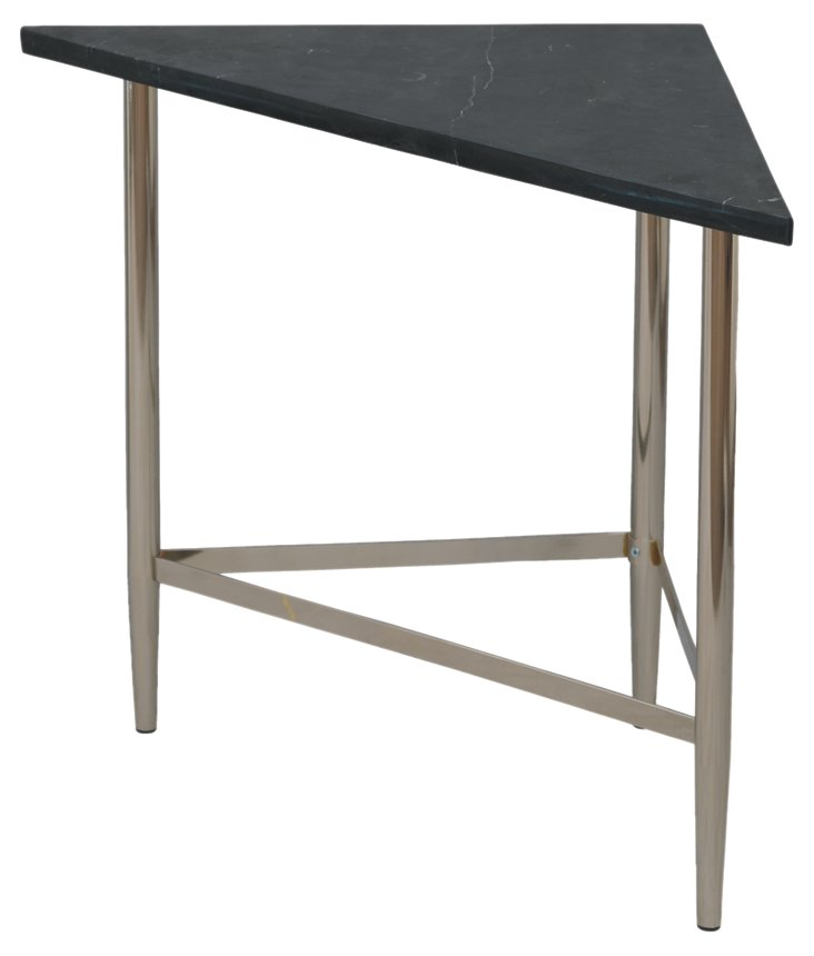 Allison Side Table, Black