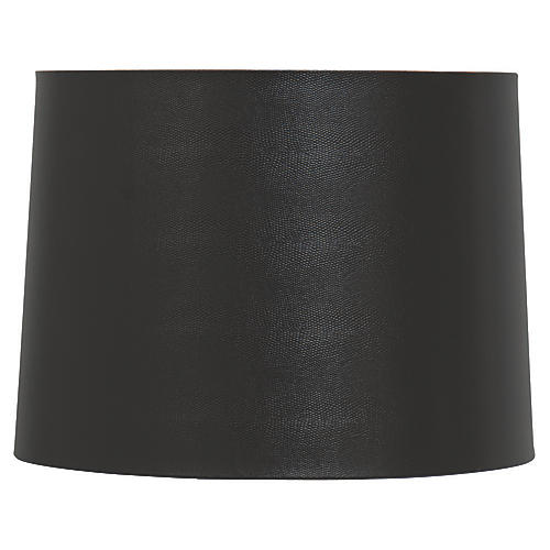 Hardback Lamp Shade, Black