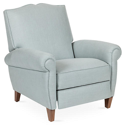 Hartford Club Recliner, Cloud