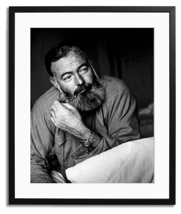 Kurt Hutton, Ernest Hemingway