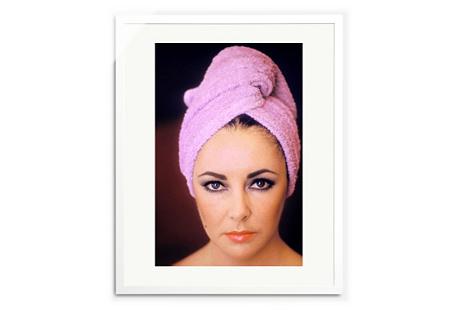 Elizabeth Taylor Poses, 1960s
