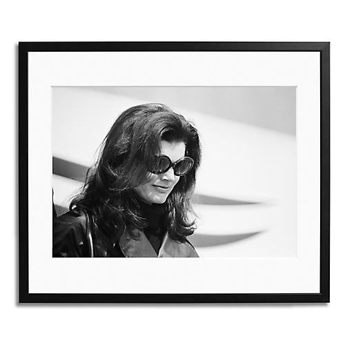 Jacqueline Onassis, Black Frame