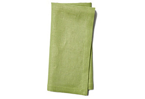 Lucy Napkin, Green