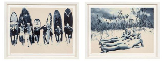 Philip Gendreau Photographs, Set of 2