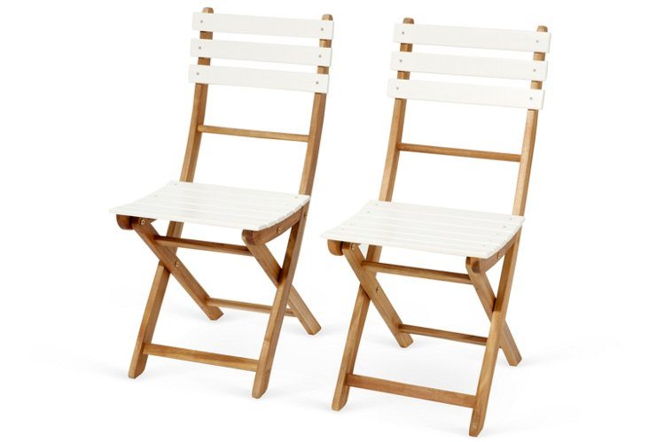 Santa Monica 2-Piece Chair Set, Two-Tone