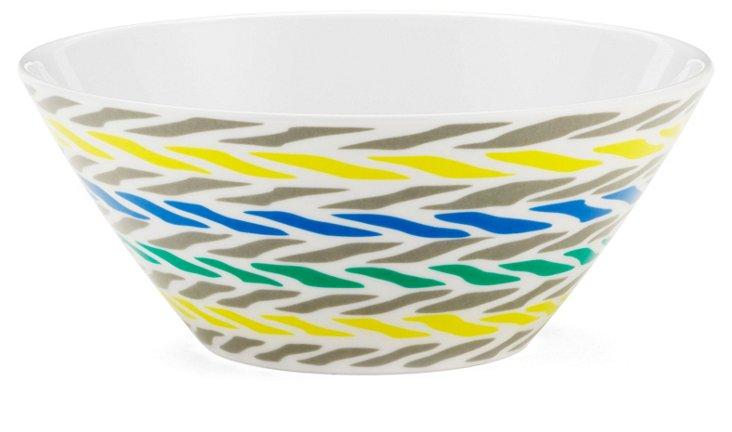S/4 Herringbone Bowls